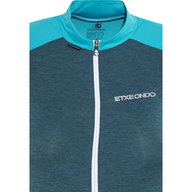 Etxeondo Maillot M/C Terra SS Jersey Damen blue